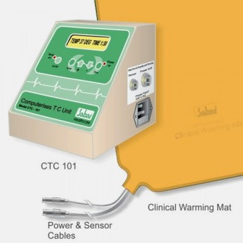 Clinical Warming Mat - CWM 3200 with Controller Unit - (Pediatric)