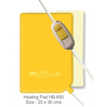 Heating Pad - HB 650 - (Medium)