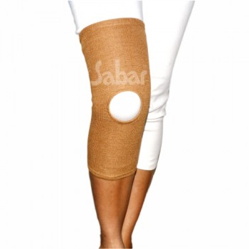 Knee Support - Knee Cap - Open Patella - 5011 - (Pair)