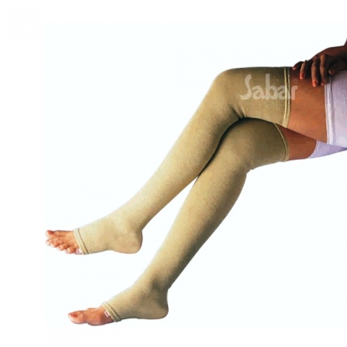 Varicose Veins Stocking - (Closed Heel) - (Pair) - 5031