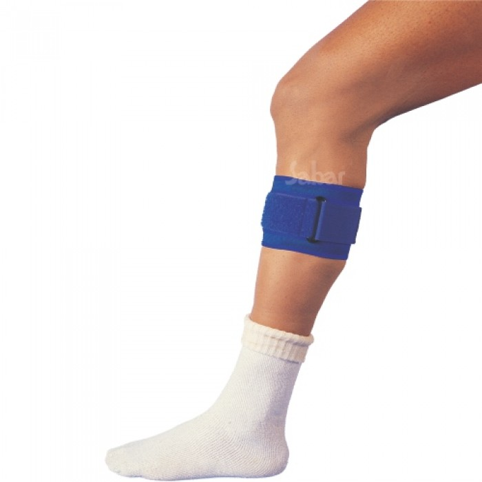 Calf Support with Extra Grip & Pad - 5001
