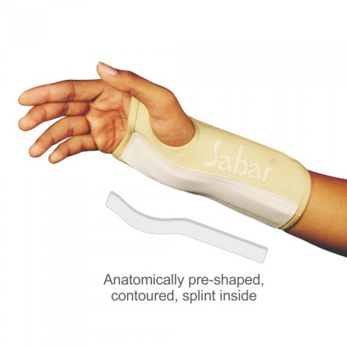 Cock up Wrist Splint - 2015 (Right Hand)