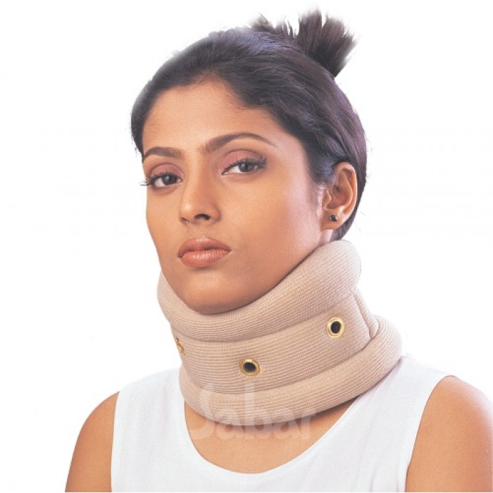 Cervical Collar - Semi Hard - 1010