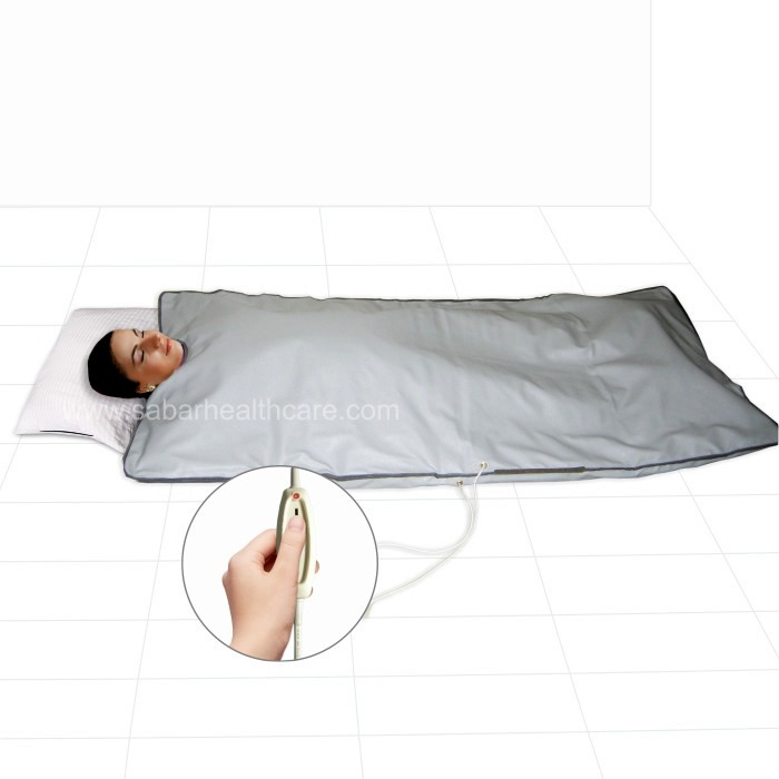 Sauna Slimming Blanket - SSB 200 - 2 Zone