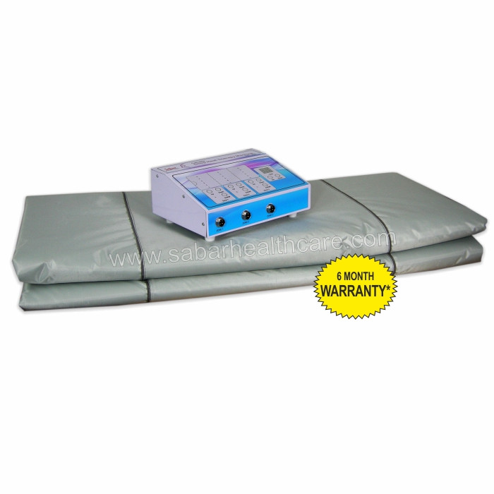 Sauna Slimming Blanket - SSB 300 - 3 Zone and DH 300 - Set